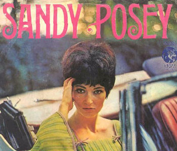 All Hung Up In Your Green Eyes Paroles – SANDY POSEY